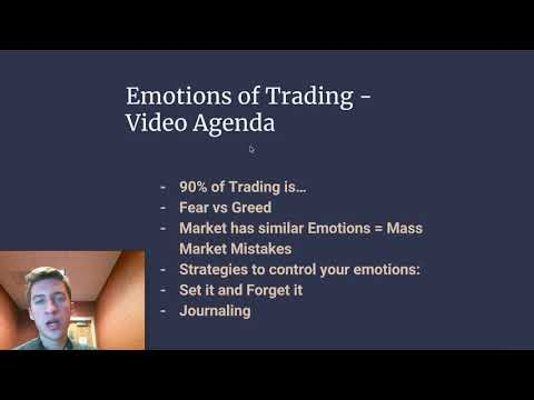 Bitcoin | Managing Your Emotions in Trading