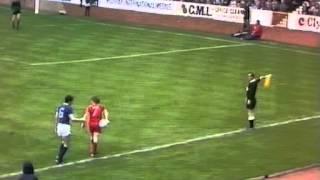 Rangers v Aberdeen 13 Sep 1980