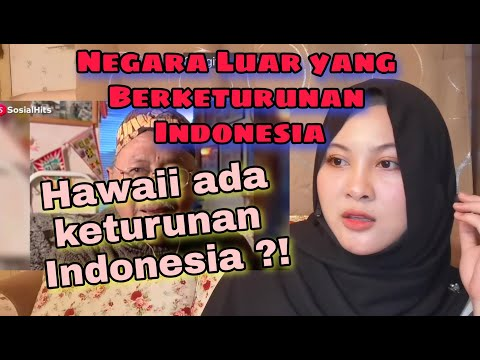 MALAYSIAN REACT TO INDONESIA | NEGARA LUAR YANG BERKETURUNAN INDONESIA