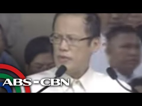 Inaugural address of President Benigno Aquino III (part 2)