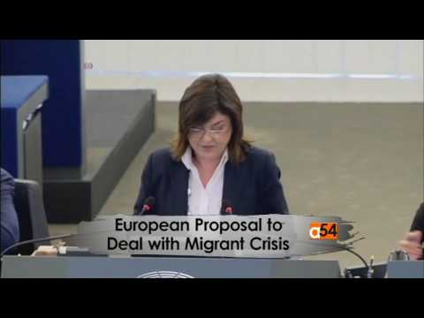 European Commission Works to Stem Flow of Migrants