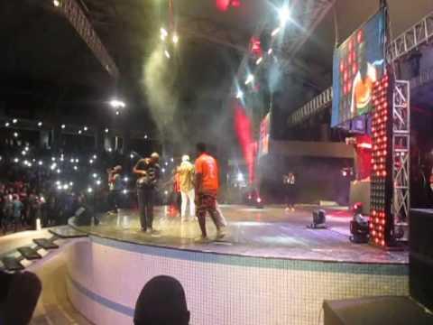 Concert The Shin Sekaï à Abidjan - Kiff No Beat