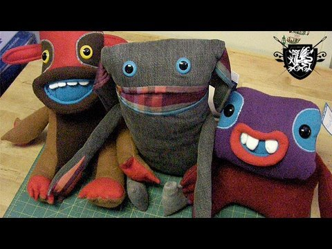 DIY Stuffed Animals, X-mas in July : Threadbanger Projects ...