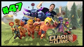 Clash of Clans #47 - VaGiNu! | SK Let's play | facecam | HD 60FPS