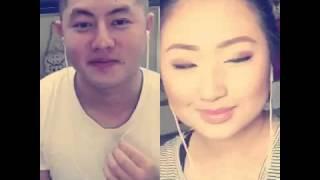 Hu tsis tau koj (duet cover ) Linda xiong & Daneng Hang