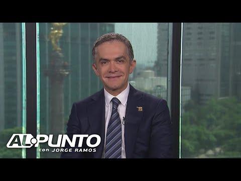 Mancera dice que la lucha contra la corrupción en México será un tema importante en 2018