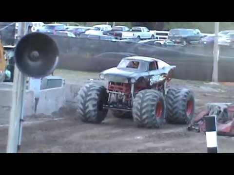Monster Truck Show!! Alpena County Fair!! Alpena Michigan