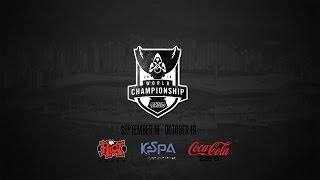 League Of Legends Season 4 World Championship Hype Video