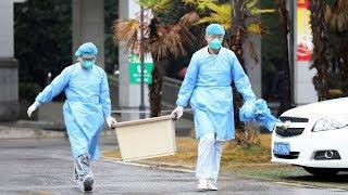 Китайский вирус | АЗИЯ | 22.01.20