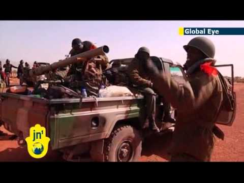 Mali War: African troops stream into northern Mali but desert Islamists remain largely elusive