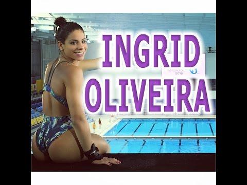 Ingrid de Oliveira - Musa dos Jogos Olimpicos 2016