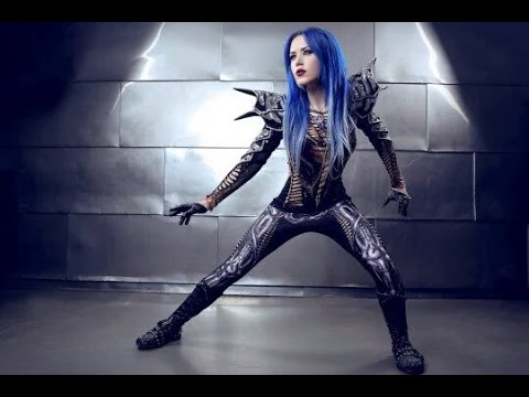 Arch Enemy LIVE Hellfest - Wages Of Sin, You Will Know My Name.