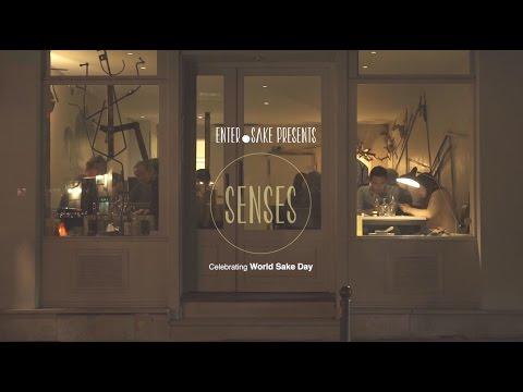 ENTER.Sake Presents SENSES Paris @ Restaurant A.T & REX Club - World Sake Day 2016