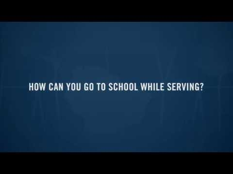 #AskASailor -- School While Serving in America