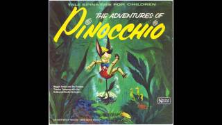The Adventures of Pinocchio (Tale Spinners LP) - Side 1