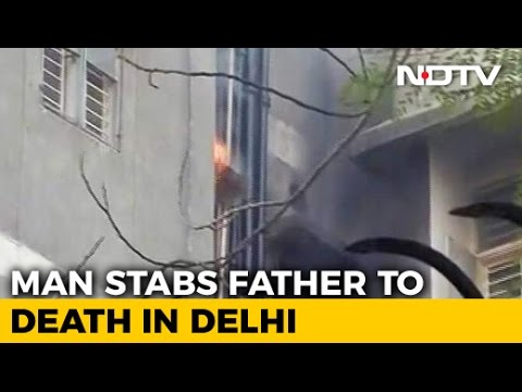 Ex-Merchant Navy Sailor Kills Father, Blows Up Delhi Apartment