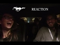 Ford Mustang Girlfriend Reaction (ENG SUBS)