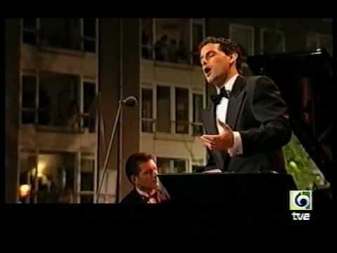 """Florez Sings """"Ah Ritrovarla Io Giuro"""""""