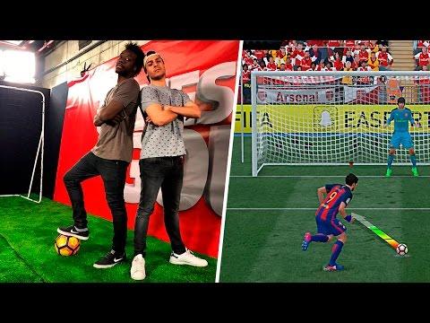 PENALTIS EN TELEVISION vs FIFA 17