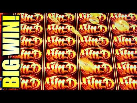 ★BIG WILD WIN!! 4 WILD REELS!★ FU DAI PANDA ? PROSPERITY, JACKPOT, & LONGEVITY Slot Machine - 동영상