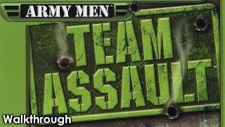 Army Men: World War - Team Assault Walkthrough