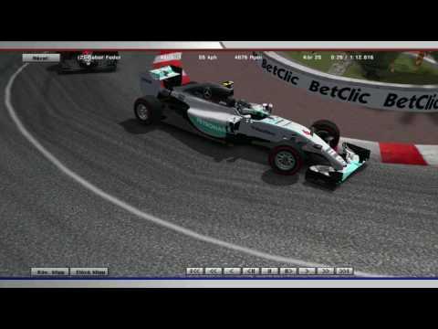 rFactor F1 Monaco (HSF1L)