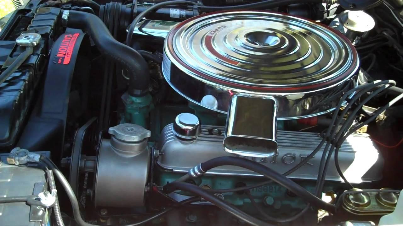 1965 Buick Riviera Gran Sport With Original 425 360hp V8
