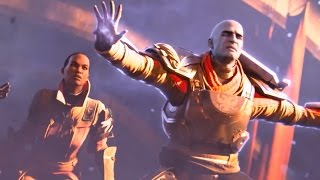 Destiny 2 Homecoming Story Campaign Gameplay Reveal