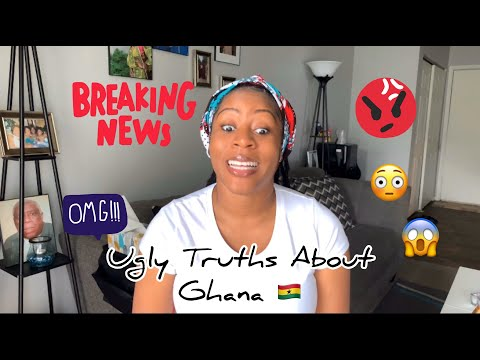 UGLY TRUTHS ABOUT GHANA: 5 TIPS TO KNOW BEFORE MOVING TOO GHANA Part 1| by Gabby Mack