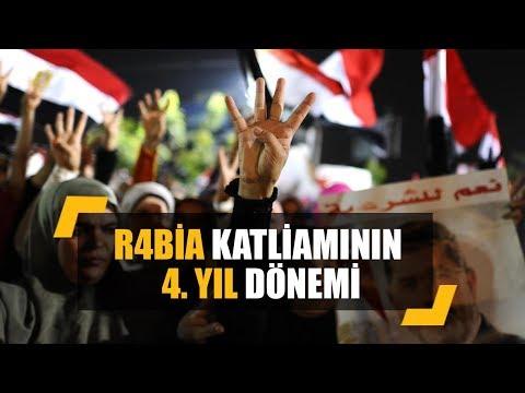 Rabia katliamının 4. yıldönümü