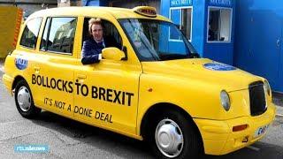 Grootste loodgieter van Londen strijdt tegen 'bollocks' Brexit - RTL NIEUWS