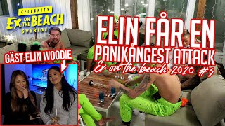 REAGERAR PÅ EX ON THE BEACH MED ELIN WOODIE! | EP 3