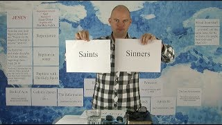 Lesson 9 - Saints or Sinners - The Pioneer School