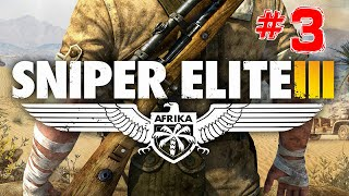 Sniper Elite 3 Walkthrough Mission 3 Halfaya Pass