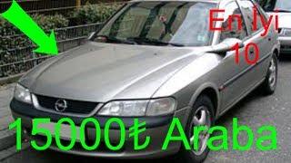 15000 tl araba. 15bin liraya alınabilecek en iyi on otomobil önerisi. ucuz arabalar
