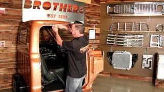 Chevy & GMC Truck Press-On Door Seals / How-To Install