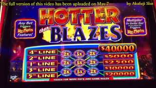 Slots Weekly Highlights #43 For you who are busy★Black Diamond, Double Money, Hotter than Blazes,