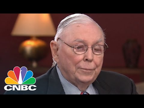 Charlie Munger: Best Companies In China Are Cheaper Than Best US Companies | CNBC
