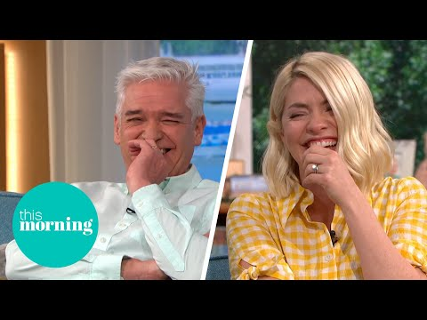 Phillip & Holly Totally Lose Control As Woman Who Sells Fart Videos Shares Her Story | This Morning