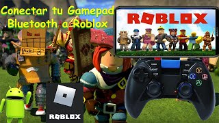 How to connect your gamepad with Roblox on android.