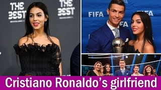 Isn't She GORGEOUS | Cristiano Ronaldo's New Girlfriend Georgina Rodriguez 2017