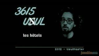3615 Usul - 36 15 Unul - Les Hotels