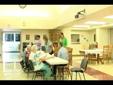 Western Nebraska Veterans Home - Great Room
