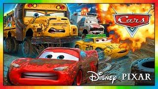 Cars en ESPAÑOL ★ Cars la pelicula completa  mini pelicula   Cars 3 viene el verano de 2017 )