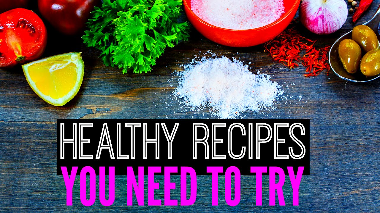 Healthy recipe ideas breakfast snacks and dinner youtube healthy recipe ideas breakfast snacks and dinner forumfinder Image collections