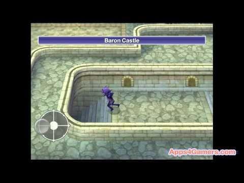Final Fantasy IV HD (iOS) Gameplay