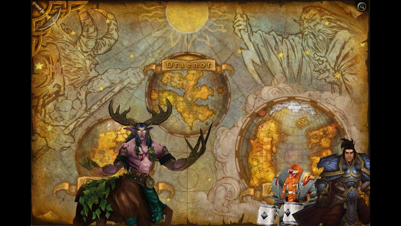Azeroth Wars: Legacy Reborn #1 - Dawn of the Demigods (1/3)