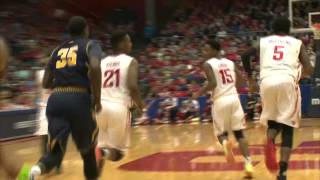MBB Highlights: Dayton 59-44