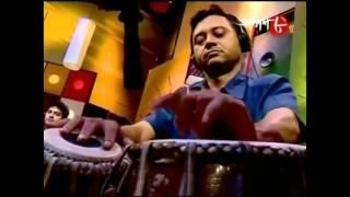 bishak jyoti performs kobe je kothay live in aakash aath