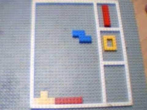 Lego Tetris - GamesCut.com